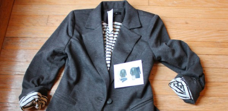 How I've Simplified My Wardrobe (test post)